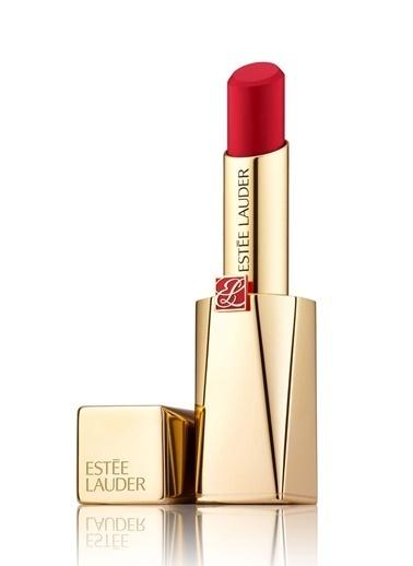 Estée Lauder Easte Lauder Pure Color Desire Lipstick Yoğun Renk Pigmentli Uzun Süre Kalıcı Ipeksi Doku Bite Back Ruj Renksiz